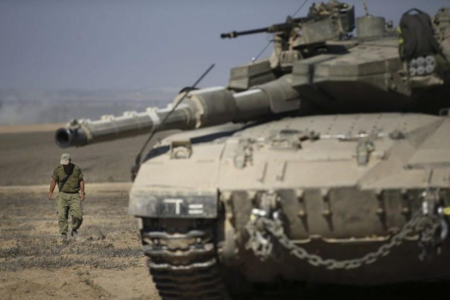 Le cessez-le-feu interviendra dans toute l'enclave palestinienne sauf... (PHOTO THOMAS COEX, AFP)