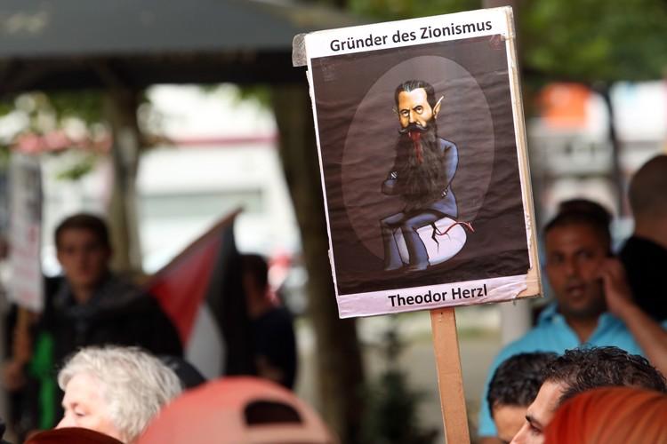 Le Parlement israélien dit s'inquiéter de la montée... (Photo: AFP)