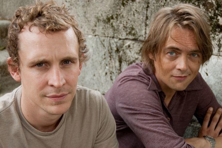 Chris Lavis et Maciek Szczerbowski.... (Photo fournie par l'ONF)