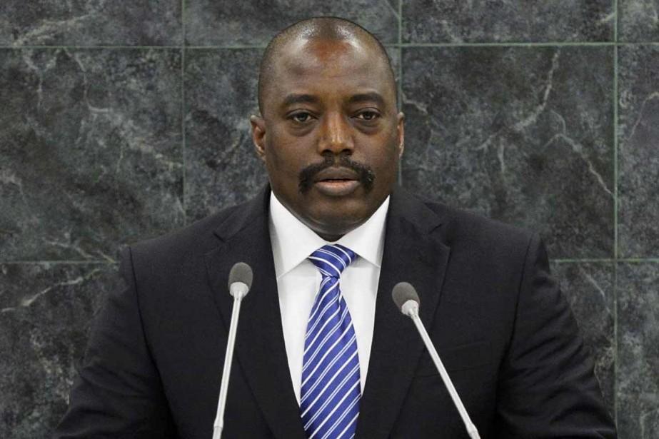Le président de la République démocratique du Congo... (ARCHIVES PHOTO STAN HONDA, ARCHIVES REUTERS)