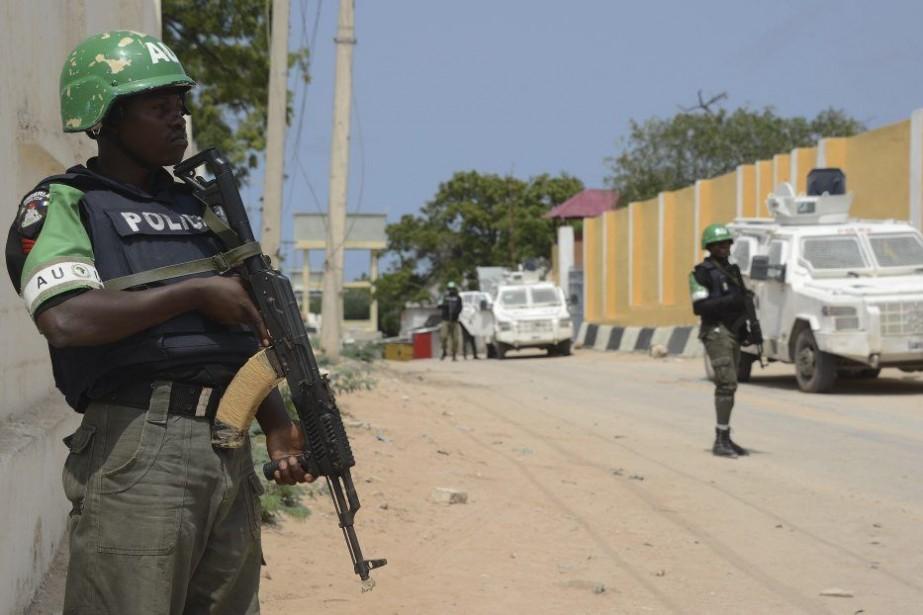 Chassés de Mogadiscio puis de l'essentiel de leurs... (Photo Mohamed Abdiwahab, Archives AFP)