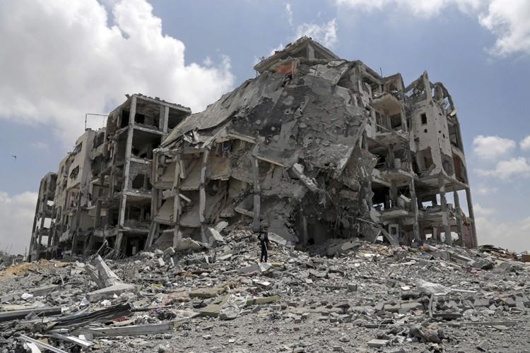 Israël et le Hamas ont accepté la proposition égyptienne d'une... (Photo: AFP)
