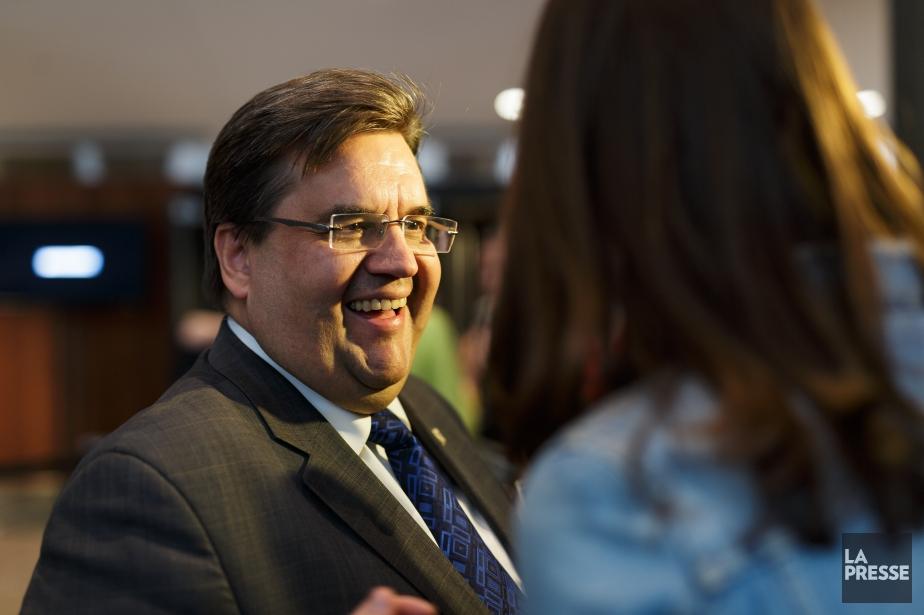 Le maire de Montréal, Denis Coderre,... (Photo Ulysse Lemerise, La Presse)
