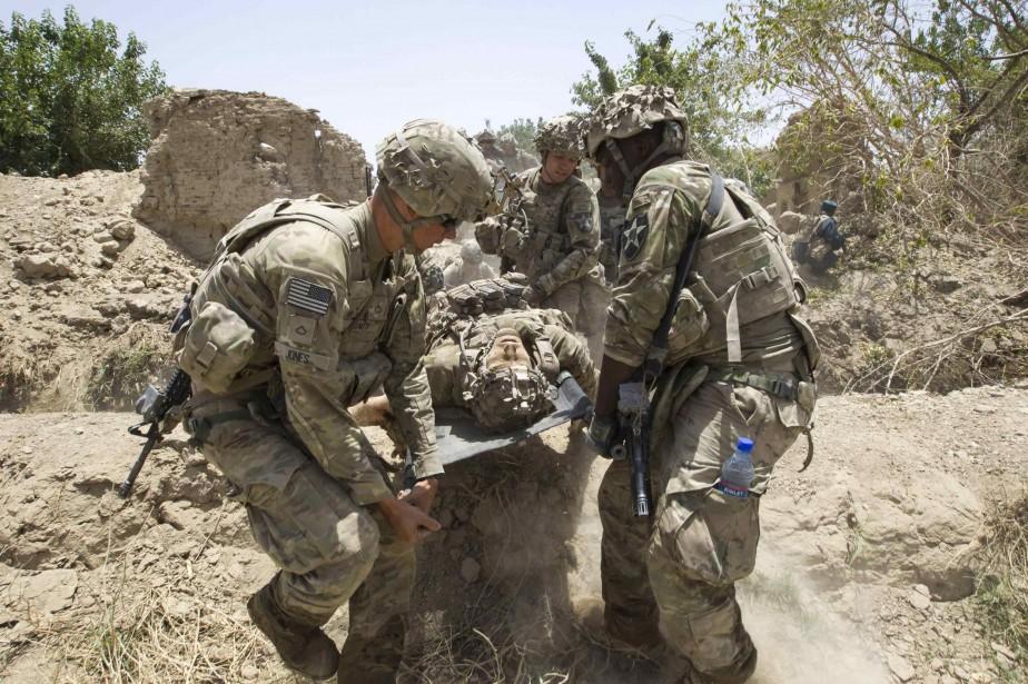 Plusieurs attaques meurtrières de soldats ou de policiers... (Photo SHAMIL ZHUMATOV, Archives Reuters)