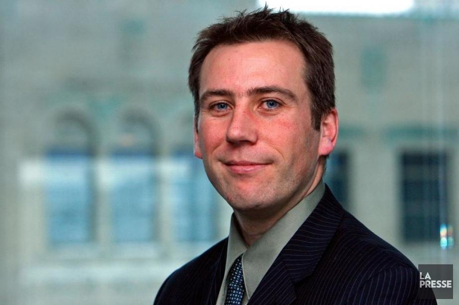 François Bourdon est chef des solutions de placement... (Photo Robert Mailloux, Archives La Presse)