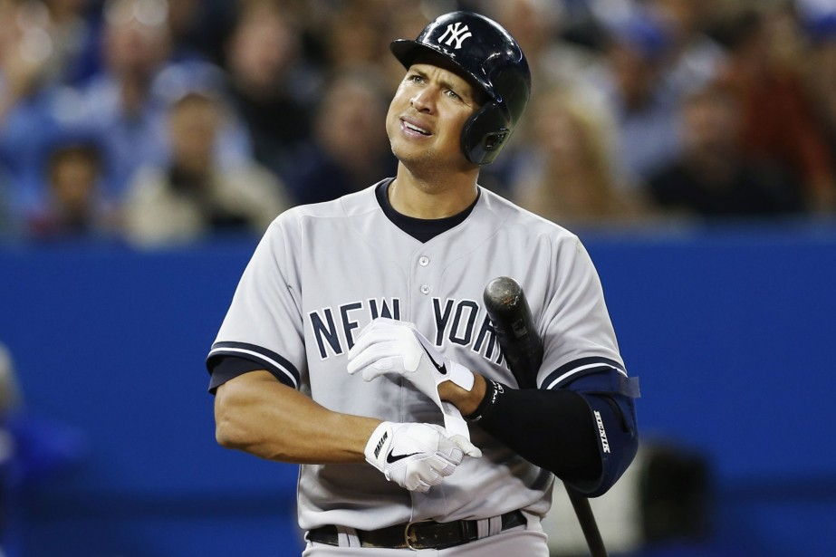 Alex Rodriguez... (Photo archives Reuters)