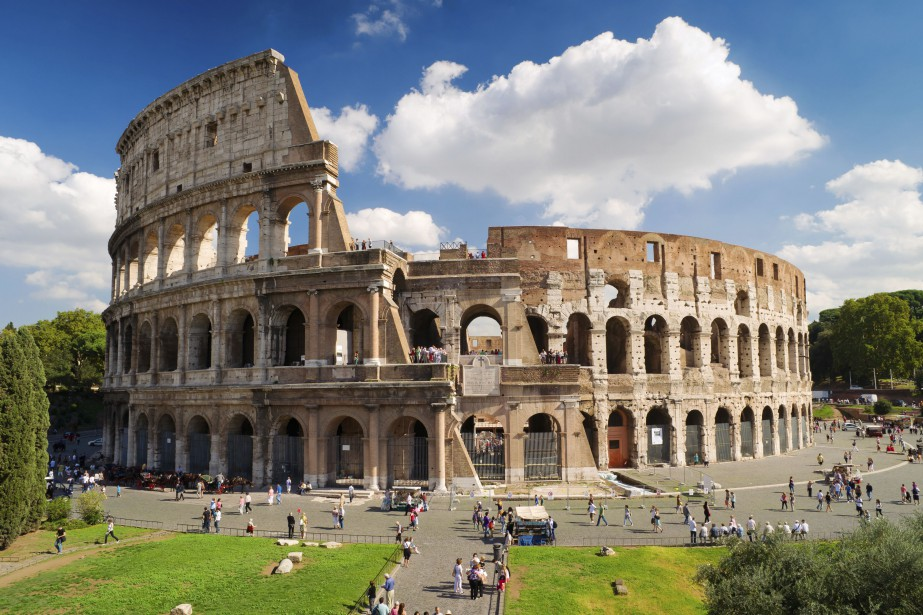 La responsable des biens archéologiques de Rome, Mariarosaria... (PHOTO THINKSTOCK)
