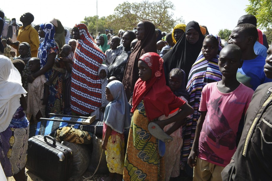 Au Nigeria, les attaques du groupe islamiste Boko... (Photo archives Reuters)