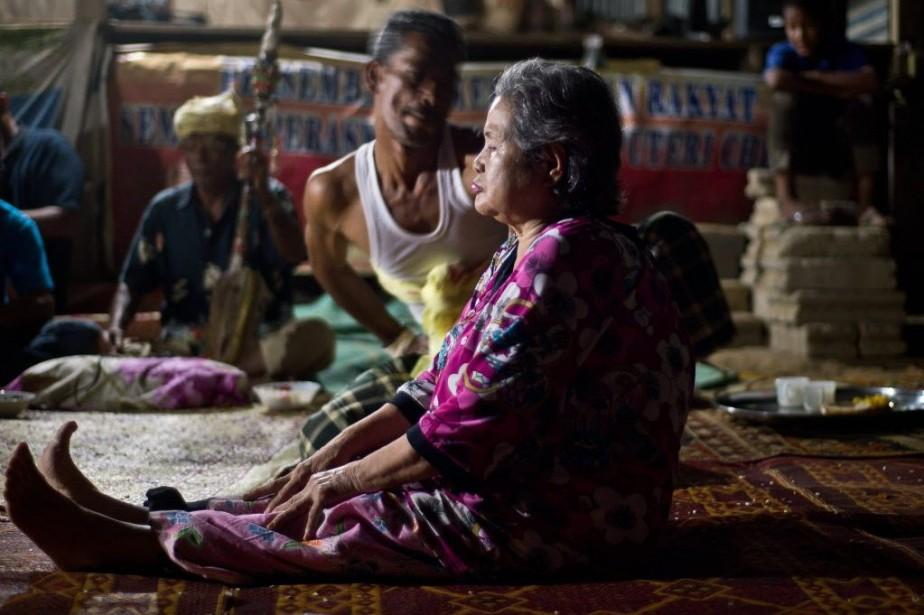 Le «jeu de la princesse» est un traitement... (PHOTO MANAN VATSYAYANA, AFP)