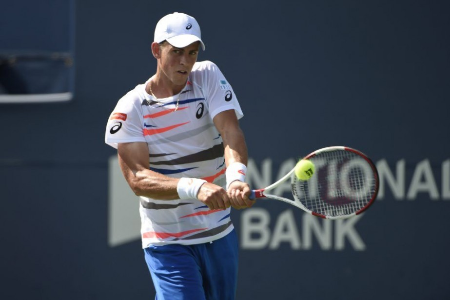 Vasek Pospisil... (Photo: Reuters)
