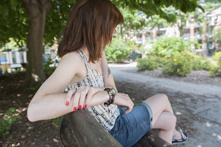 L'anorexie est loin d'être une maladie qui passe... (PHOTO: CATHERINE LEFEBVRE, COLLABORATION SPÉCIALE)
