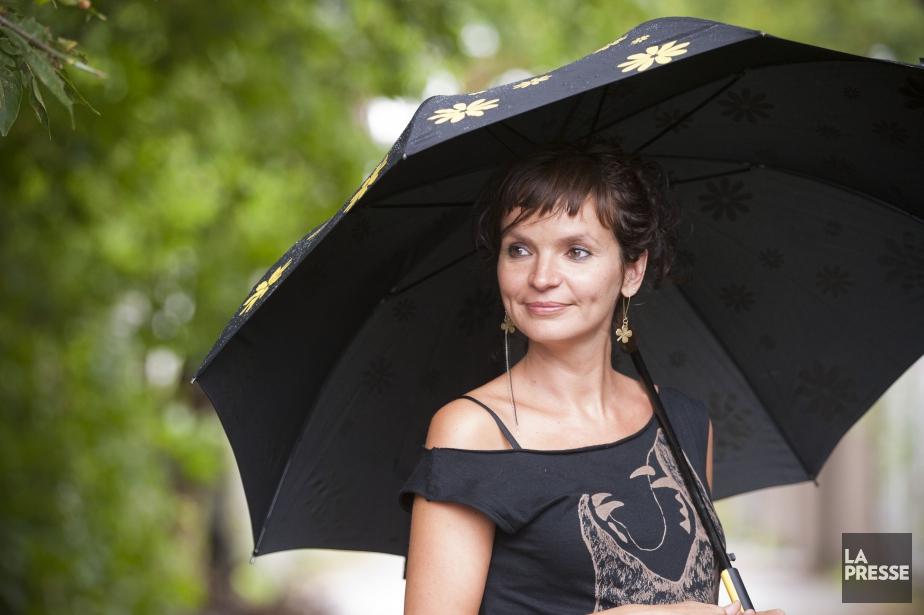 Anaïs Barbeau-Lavalette... (PHOTO ARCHIVES LA PRESSE)