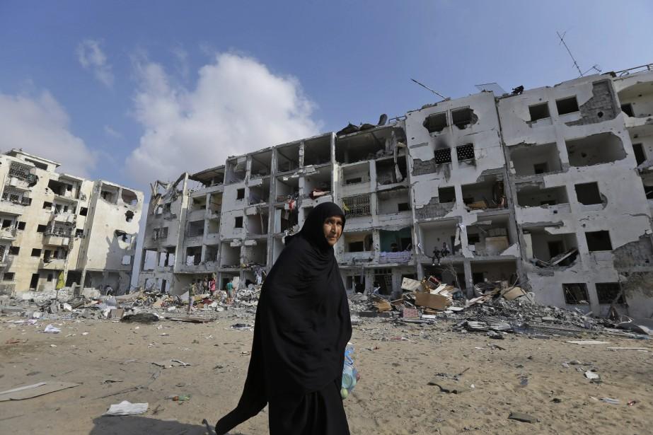 Selon la loi palestinienne, les collaborateurs, les meurtriers... (Photo Lefteris Pitarakis, AP)