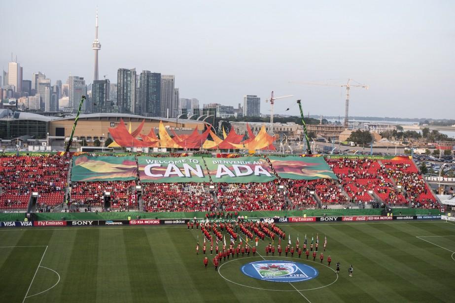 Dès le tirage au sort de la Coupe du... (Photo Chris Young, La Presse Canadienne)