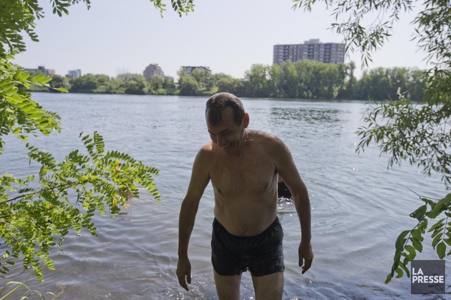 Le chef de Projet Montréal, Richard Bergeron, a... (Photo FRANCOIS ROY, La Presse)