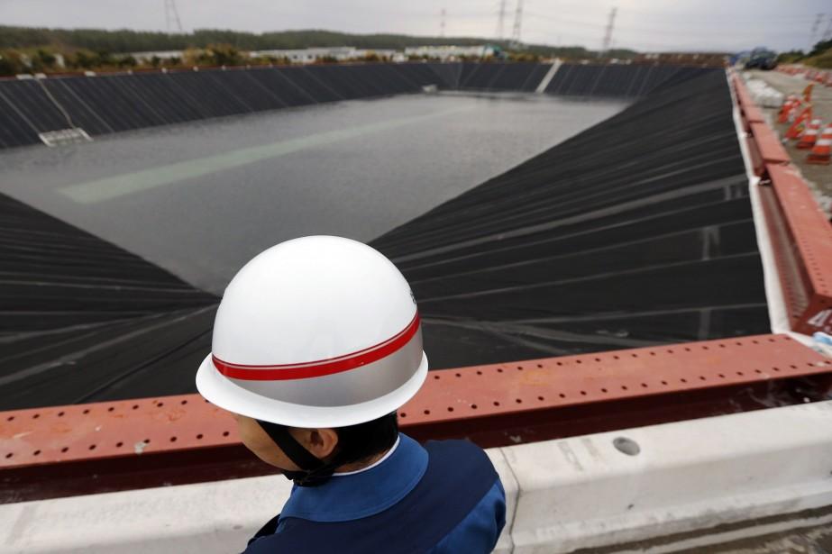 Un nouveau système de décontamination, plus puissant que... (Photo KIM KYUNG-HOON, REUTERS)