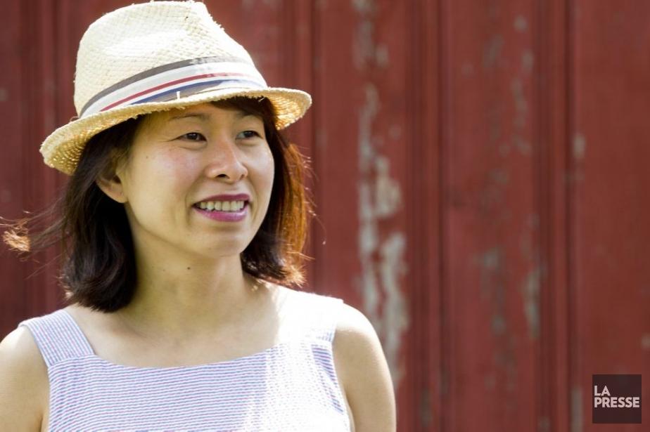 En 2010, alors que son premier roman... (Photo: Olivier Jean, La Presse)