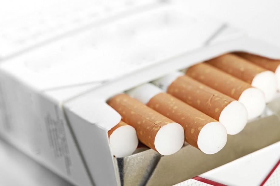 Le lien entre le tabagisme et le second... (PHOTO THINKSTOCK)