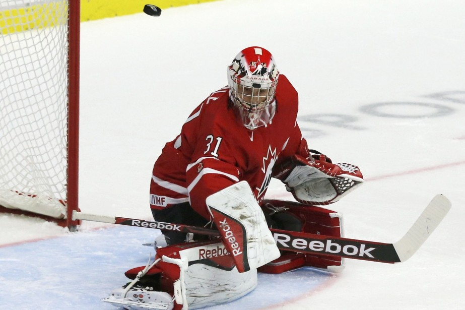 Zachary Fucale... (Photo archives Reuters)