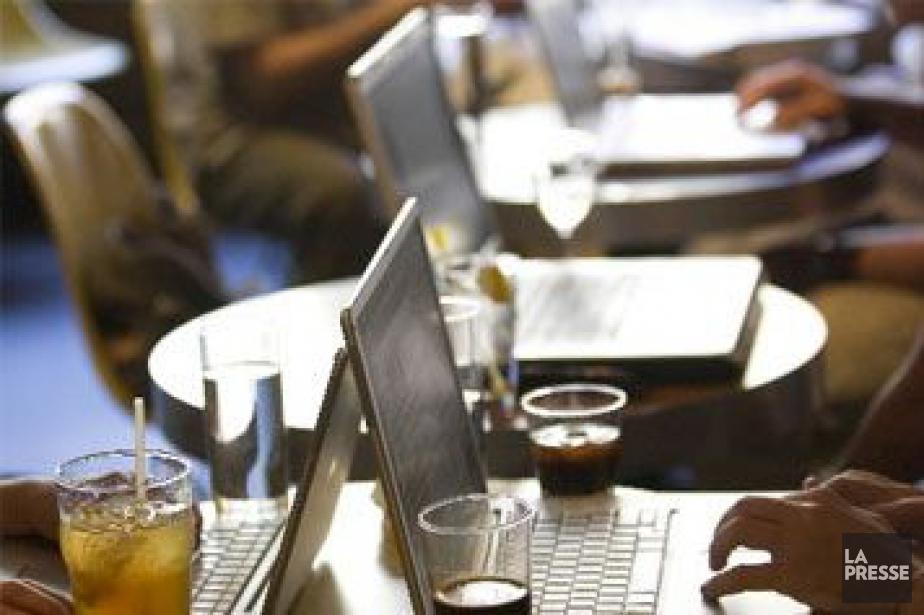 Les réseaux WiFi du monde entier... (PHOTO IVANOH DEMERS, ARCHIVES LA PRESSE)