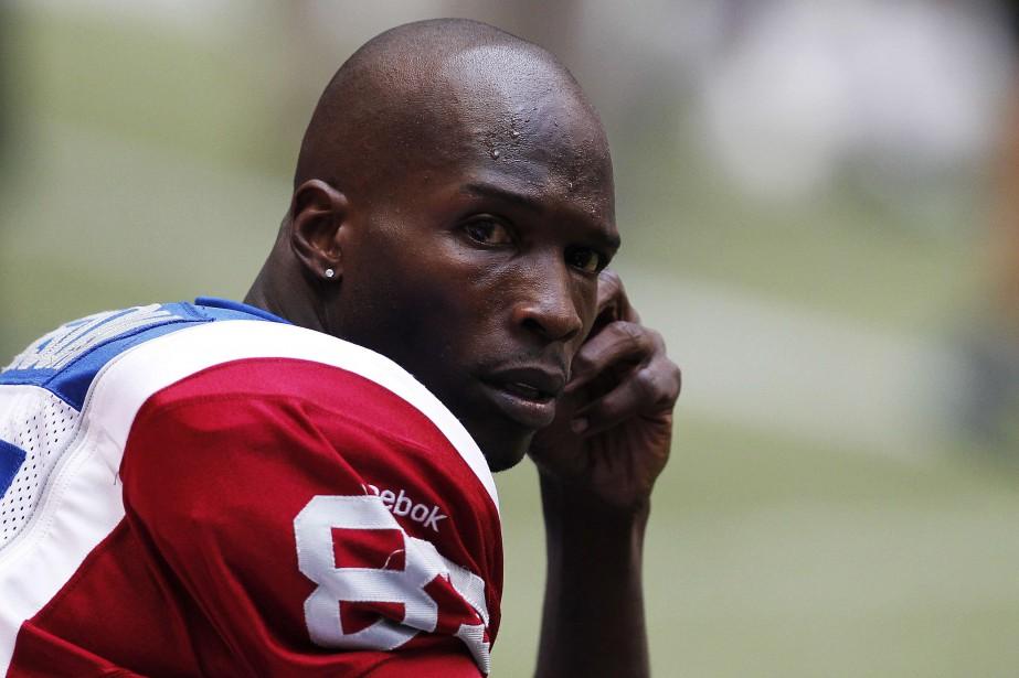 Chad Johnson... (Photo Ben Nelms, archives Reuters)