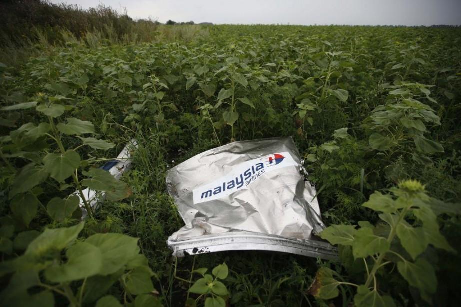 Le volMH17 a été abattu le 17 juillet... (PHOTO MAXIM ZMEYEV, REUTERS)
