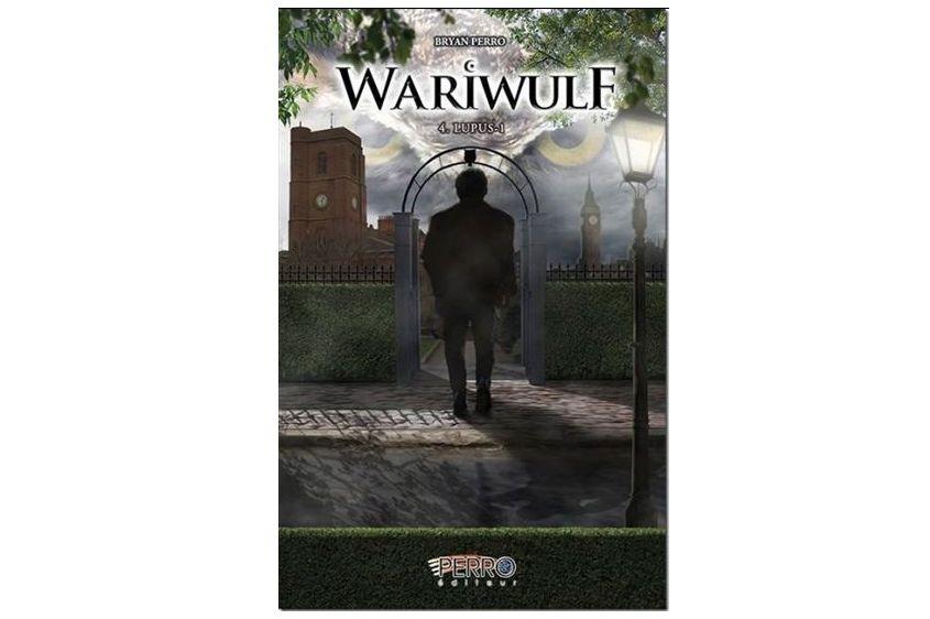 Quatre ans après le troisième tome de sa série Wariwulf sur les...