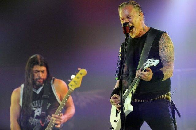Metallica... (Archives AP)