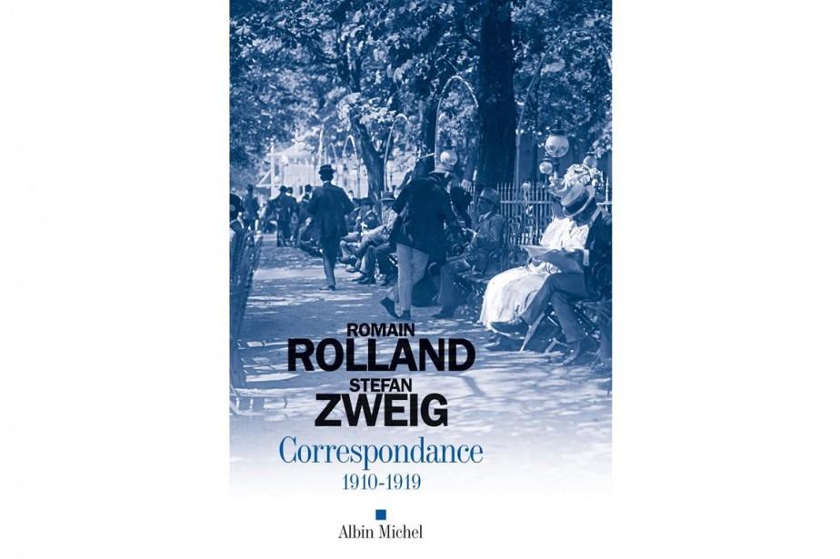 Pleine d'admiration mutuelle, la correspondance entre Stefan Zweig et Romain...