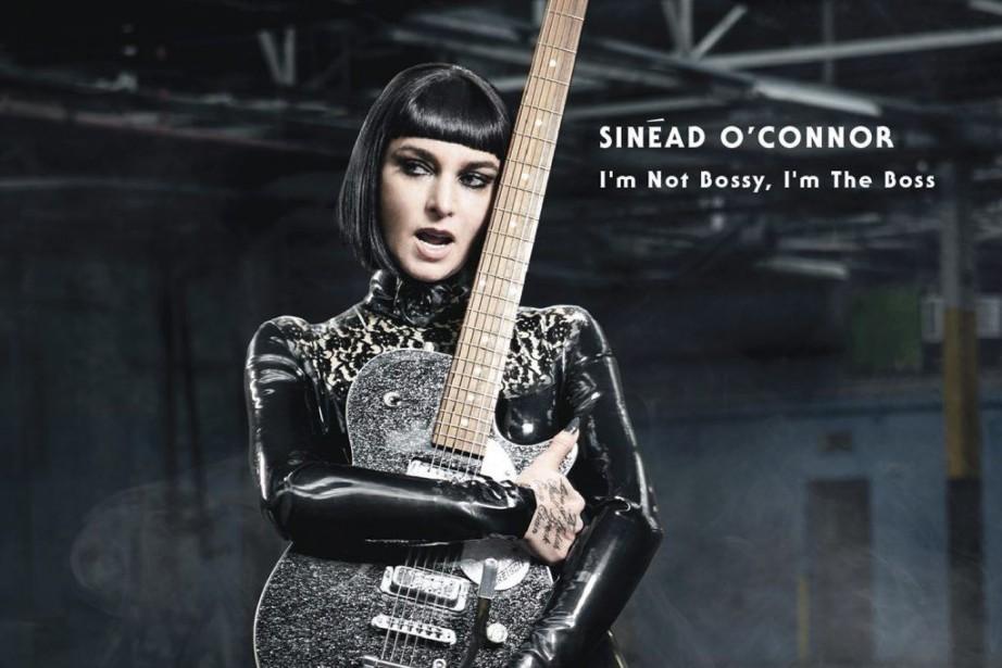 La couverturedu nouvel album de Sinéad O'ConnorI'm not... (Photo AP/Nettwerk Records)