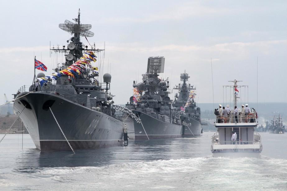 Comme si la crise ukrainienne n'était pas suffisamment... (Photo Reuters)