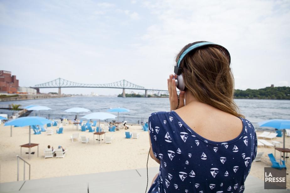 «Quel été on ne peut plus beau, quel... (PHOTO SARAH MONGEAU-BIRKETT, LA PRESSE)