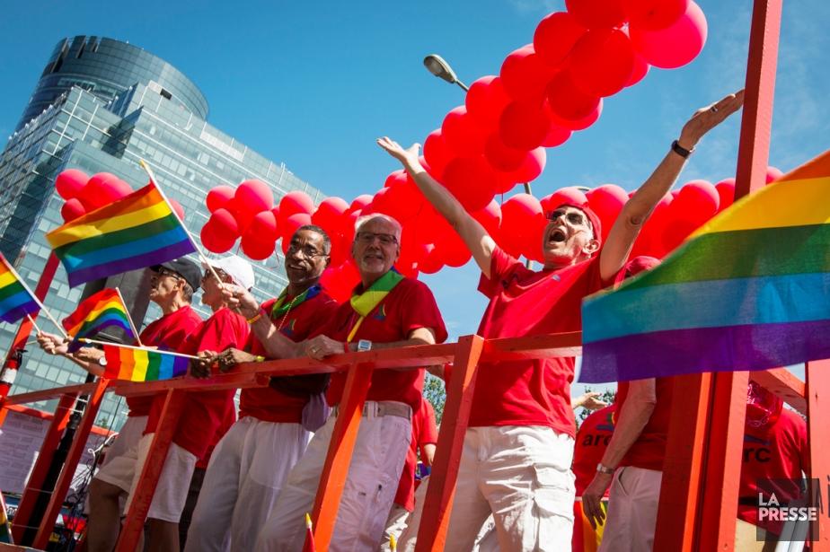 Dimanche après-midi, un défilé est prévu sur le... (PHOTO OLIVIER PONTBRIAND, ARCHIVES LA PRESSE)