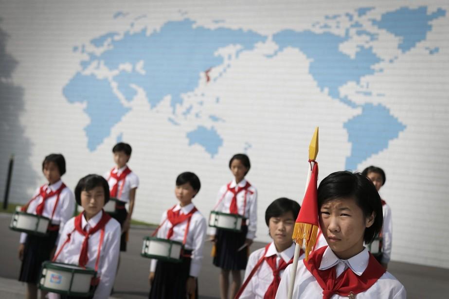 La Corée du Nord est régulièrement classée parmi... (Photo Wong Maye-E, AP)
