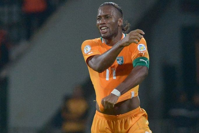 Didier Drogba... (PHOTO FADEL SENNA, ARCHIVES AGENCE FRANCE-PRESSE)