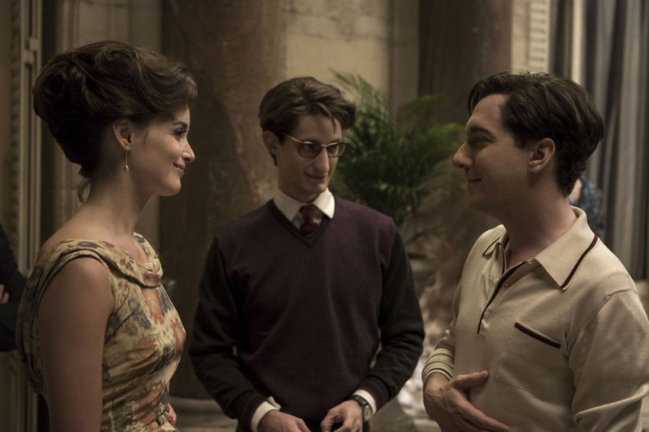 Charlotte Le Bon, Pierre Niney et Guillaume Gallienne... (Photo: fournie par Films Séville)