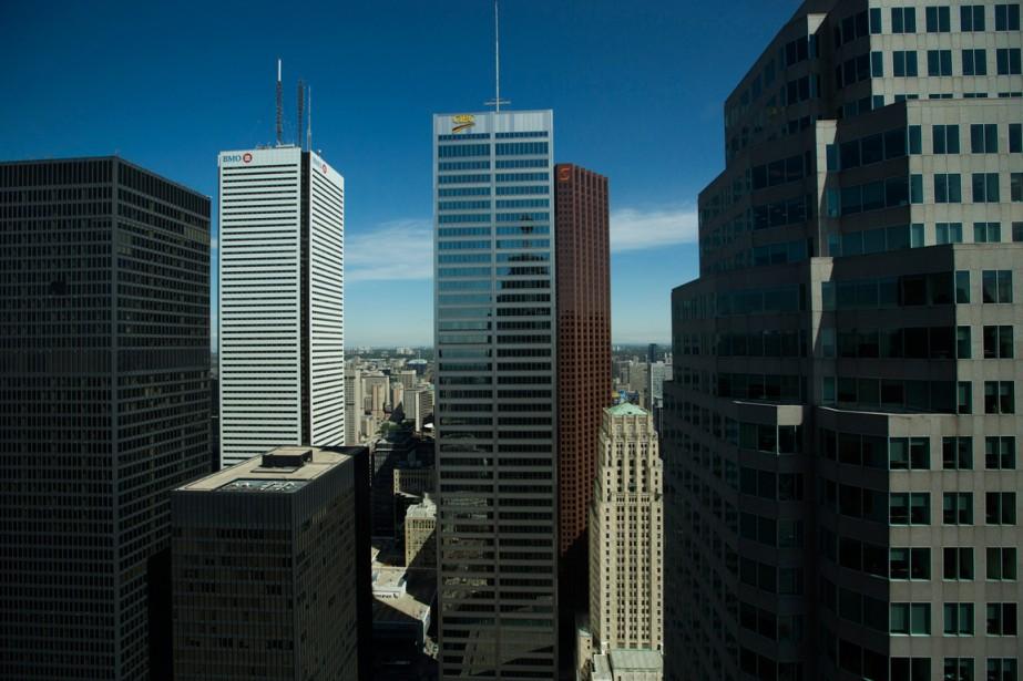 La révision de la S&P survient un mois... (Photo Brent Lewin, archives Bloomberg)