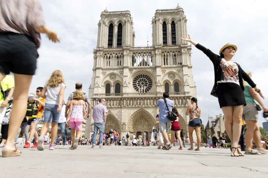 L'Amérique du Nord constitue la première clientèle extra-européenne... (Photo AFP)