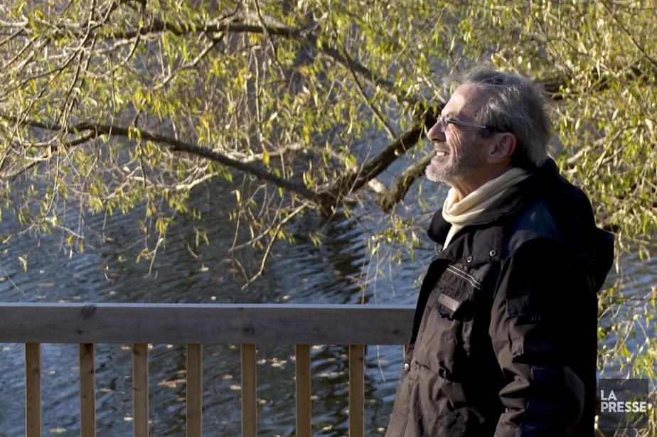 L'abbé Raymond Gravel incarnait le progressisme, l'ouverture et... (Photo tirée d'une vidéo de Ninon Pednault, archives La Presse)