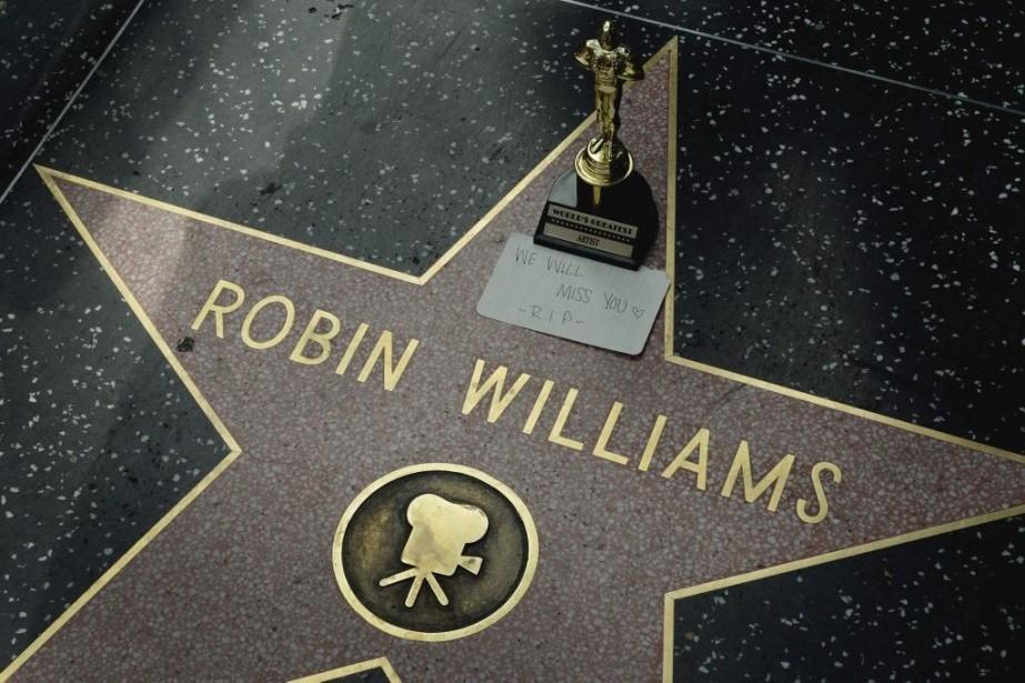 L'acteur américain Robin Williams, décédé lundi à l'âge de 63... (Photo: AFP)