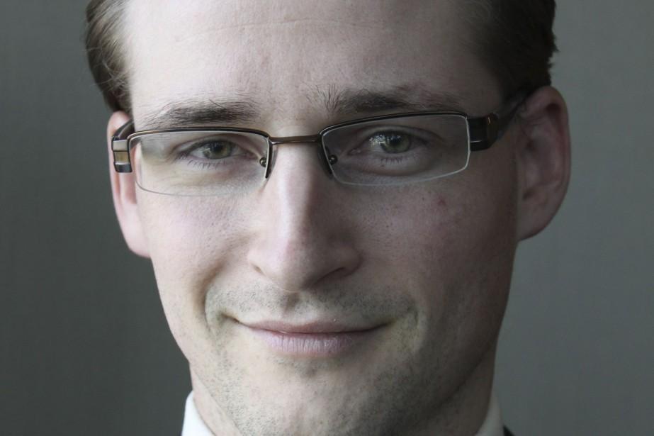 Philippe Hynes, gestionnaire de fonds chez Tonus Capital.... (PHOTO FOURNIE PAR TONUS CAPITAL)