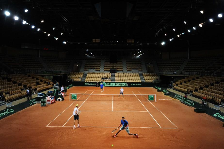 La Fédération internationale de tennis (ITF) a maintenu... (Photo archives AFP)