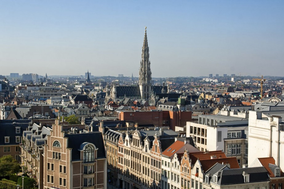 Bruxelles, Belgique... (Photo Digital/Thinkstock)