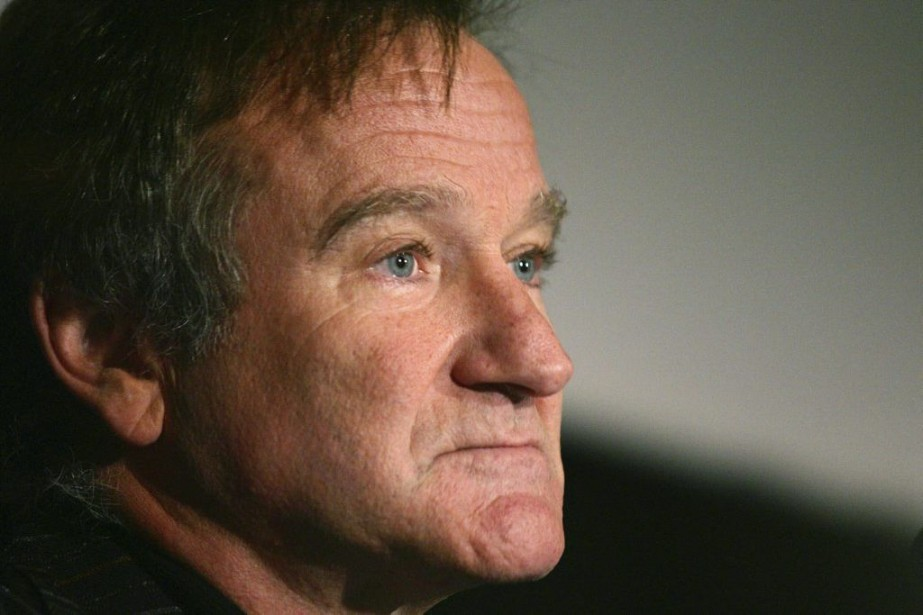 Robin Williams en novembre 2005.... (Photo: archives AFP)