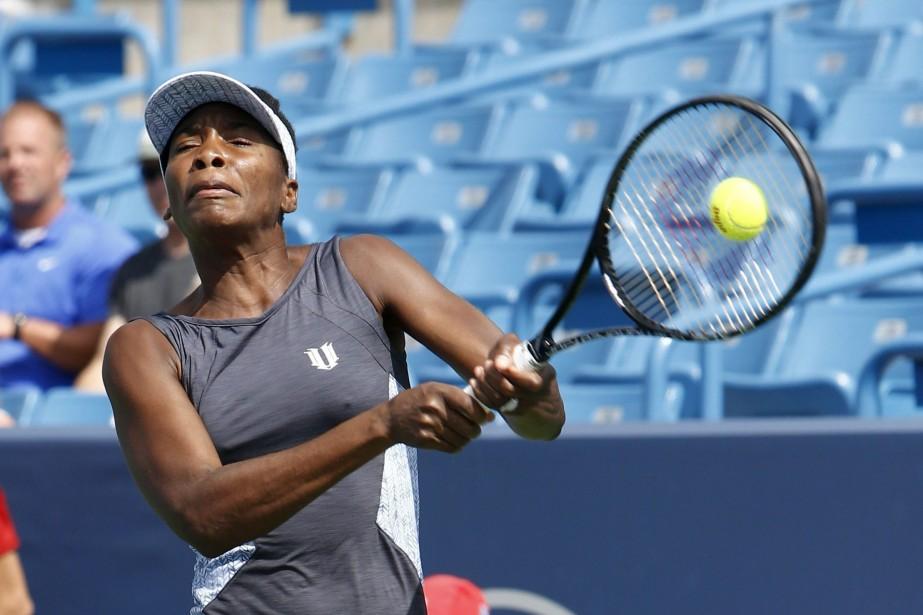Venus Williams... (Photo David Kohl, AP)