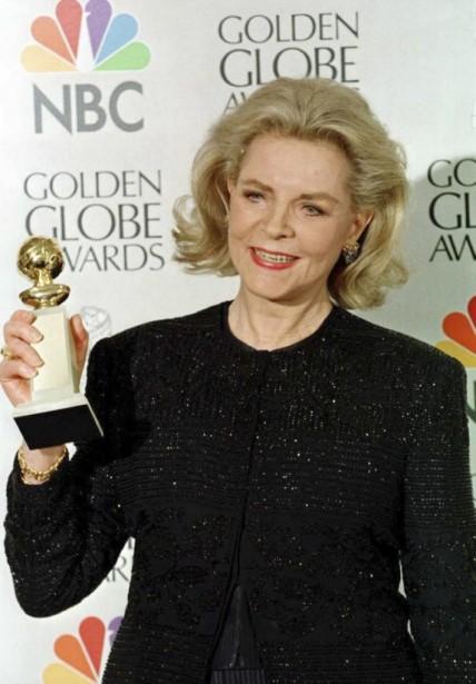 Elle a remporté leGolden Globede la meilleur actrice de soutien pour<i>The Mirror Has Two Faces</i>de Barbra Streisand. (AFP)