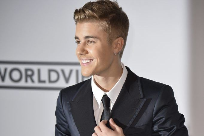 Justin Bieber... (Photo: archives AFP)