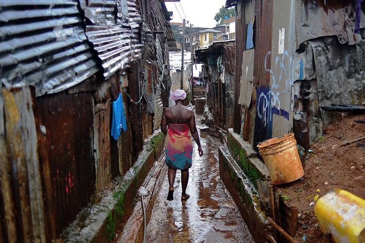 Selon le dernier bilan diffusé par l'OMS, l'épidémie... (Photo: AFP)