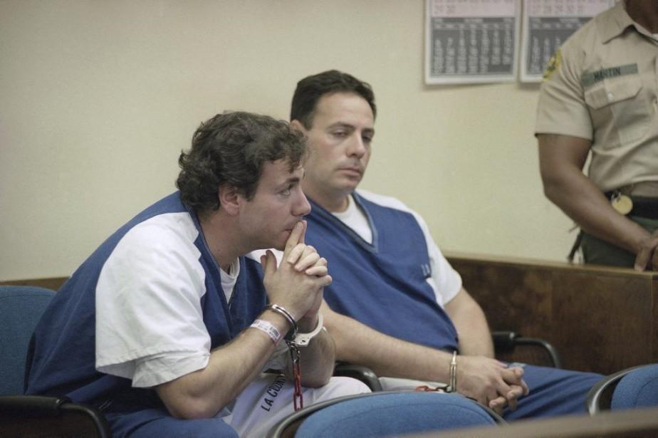 Les jumeaux George (à gauche) et Stefan Spitzer... (PHOTO MARK J. TERRILL, ARCHIVES ASSOCIATED PRESS)