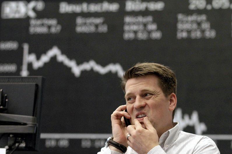 «L'économie allemande a certes perdu en dynamique, mais... (Photo archives AFP)